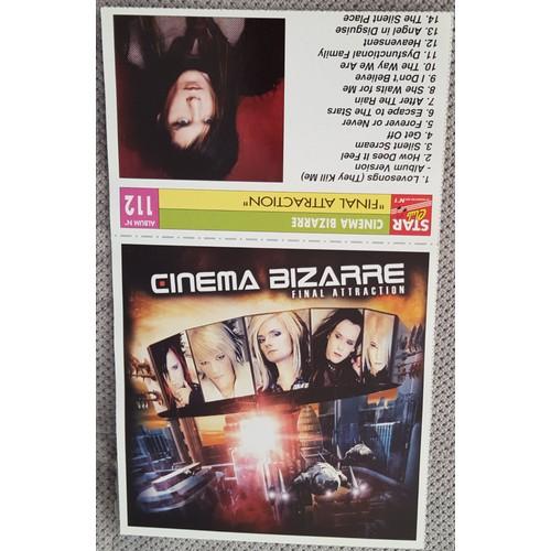 Cinema Bizarre After