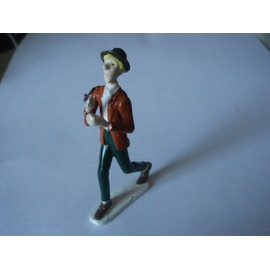 Figurine -101 Dalmatiens - Roger Radclif