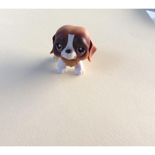 Figurine chien bouledogue petshop littlest pet shop n 76 - Chien pet shop ...