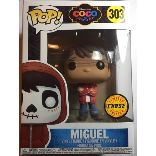 Figurine Funko Pop Disney Pixar Coco 303 Miguel Limited
