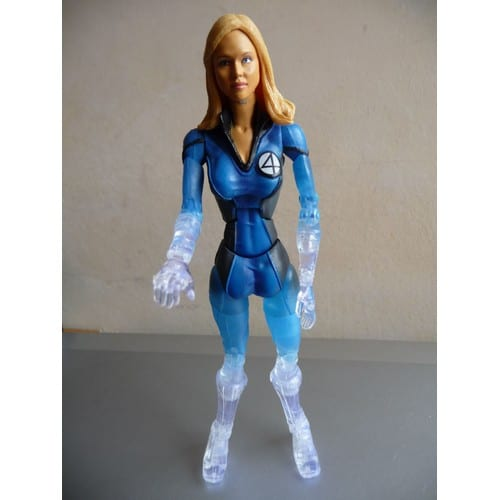 Figurine la femme invisible les 4 fantastiques marvel 15 cm - La femme invisible 4 fantastique ...