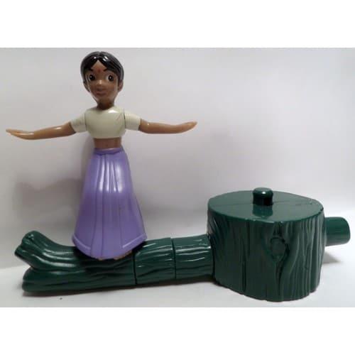 figurine le livre de la jungle 2 shanti la petite fille happy meal mcdo 2003. Black Bedroom Furniture Sets. Home Design Ideas