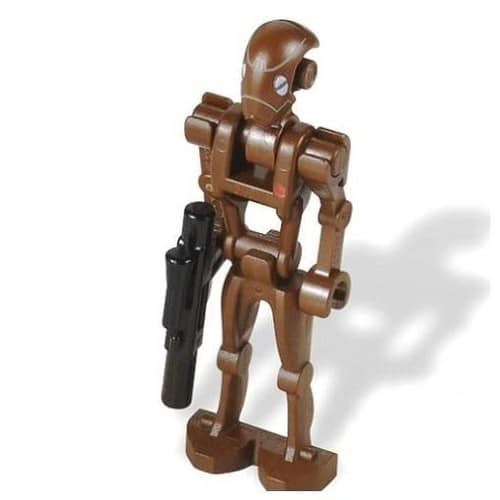 figurine lego star wars commando droid lego 9488 achat. Black Bedroom Furniture Sets. Home Design Ideas
