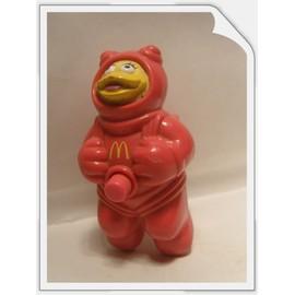 Figurine Les Lanceurs De L'espace - Birdie - Happy Meal - Mcdo 1992