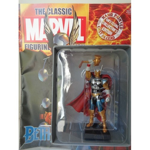 figurine marvel en plomb n 140 beta ray bill eaglemoss. Black Bedroom Furniture Sets. Home Design Ideas