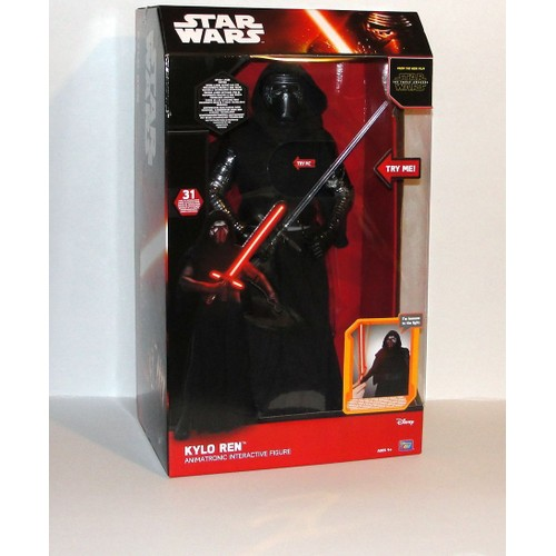figurine star wars interactive