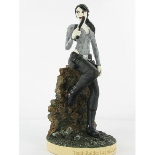 figurine tomb raider legend lara croft goth neuf et d. Black Bedroom Furniture Sets. Home Design Ideas