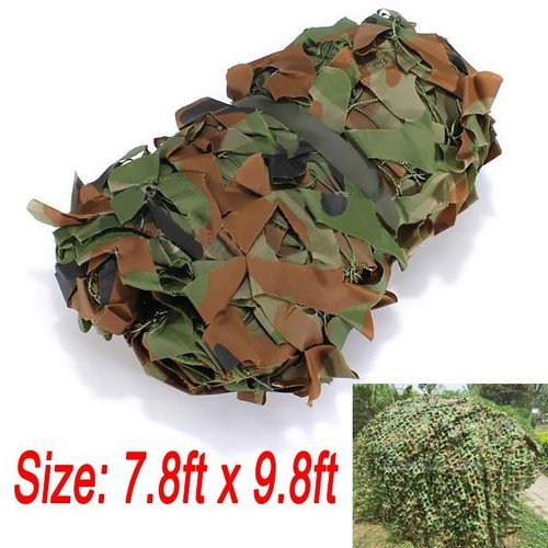 Couverture Camouflage filet camouflage armée camping militaire chasse couverture forêt