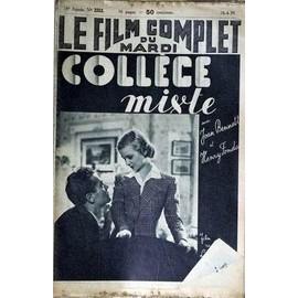 Film Complet (Le) N� 2252 Du 18/04/1939 - College Mixte - Avec Joan Bennett Et Henry Fonda.