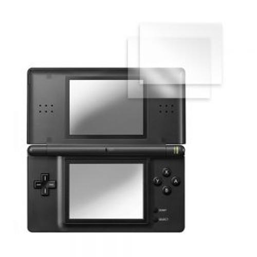 film de protection d 39 cran x2 pour nintendo ds lite pas cher. Black Bedroom Furniture Sets. Home Design Ideas
