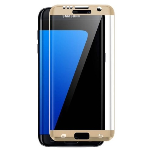 Film protection ecran verre tremp galaxy s7 edge bords for Photo ecran galaxy s7
