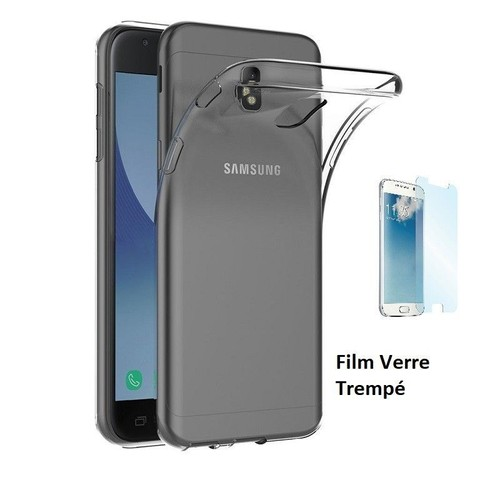 Film verre tremp coque silicone gel tpu clair pour for Gel a depolir le verre
