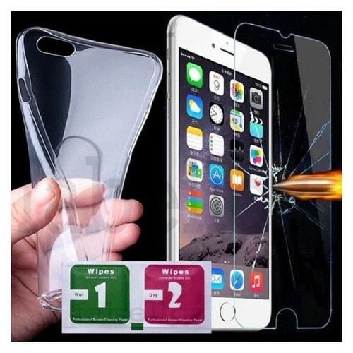 coque verre trempé iphone 6 plus