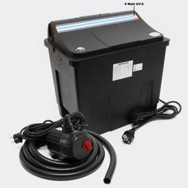 Filtre Bio Cbf-200t Système De Filtration Complet, Uv+ Pompe pas cher