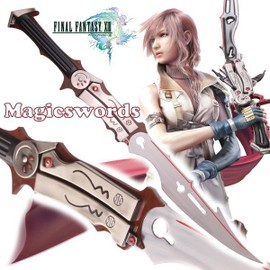 Final Fantasy 13 Xiii / Ep�e Lightning / Sabre