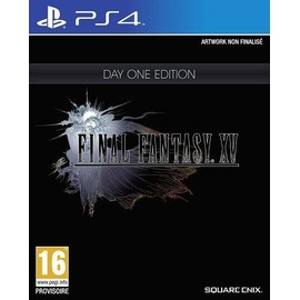 Petite annonce Final Fantasy Xv - Day One Edition - 06000 NICE