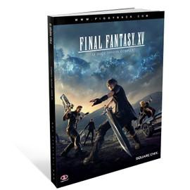 Petite annonce Final Fantasy Xv Guide Officiel - Piggyback - 54000 NANCY
