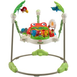 fisher price jumperoo de la jungle pas cher priceminister rakuten. Black Bedroom Furniture Sets. Home Design Ideas