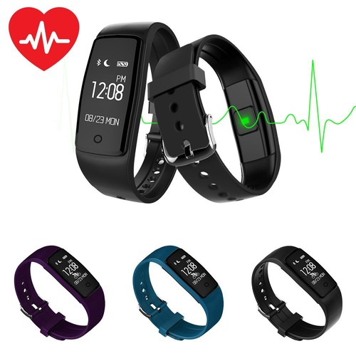 fitness tracker xcsource bracelet cardio tracker d 39 activit smart bracelet bluetooth 4 0 m tre. Black Bedroom Furniture Sets. Home Design Ideas