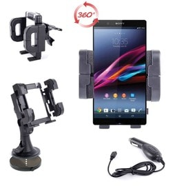 Support voiture xperia z2