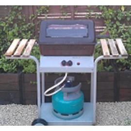 florabest fgg 5 5 a1 barbecue a gaz pierre de lave achat et vente. Black Bedroom Furniture Sets. Home Design Ideas