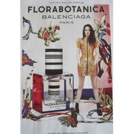 Florabotanica De Balenciaga - Publicit� De Parfum Avec Kristen Stewart - Bal08