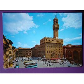 Florence - Firenze (Italie) Place De La Signoria
