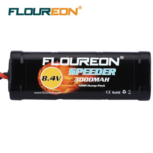 floureon 3000mah nimh batterie haute capacit sangler. Black Bedroom Furniture Sets. Home Design Ideas