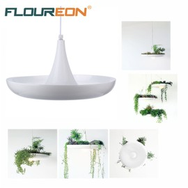 floureon dt340 plante lampe balcon luminaire de plafond suspendu e27 type lumi re d corative. Black Bedroom Furniture Sets. Home Design Ideas