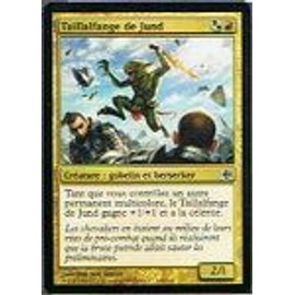 Foil Premium Taillalfange De Jund - Magic Mtg