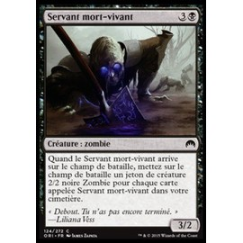 Foil - Servant Mort- Vivant