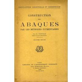 Construction Des Abaques Par Les M�thodes �l�mentaires de Fonville M