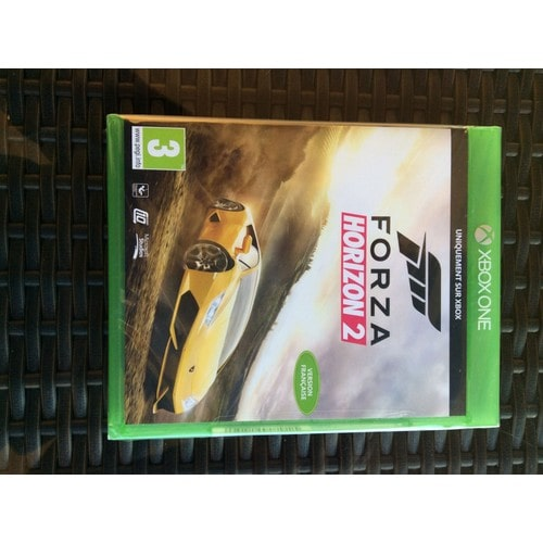 forza horizon 2 achat vente de jeu xbox one priceminister rakuten. Black Bedroom Furniture Sets. Home Design Ideas