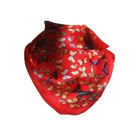 foulard femme en soie carr tour de cou charpe achat et vente. Black Bedroom Furniture Sets. Home Design Ideas