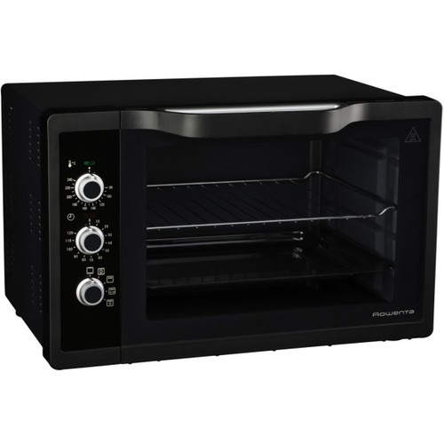 Rowenta gourmet meca oc385800 four lectrique avec grill - Minifour a chaleur tournante ultra rapide par roccbox ...