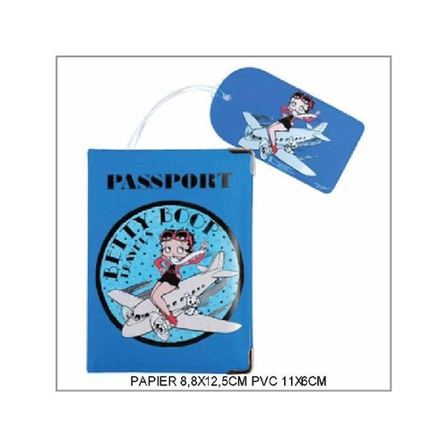 fournitures scolaire fourniture scolaire betty boop set passeport tiquette. Black Bedroom Furniture Sets. Home Design Ideas