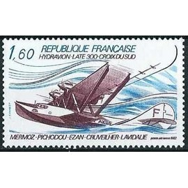 France 1982, Tr�s Bel Exemplaire Yv. P.A. 56 - Hyf=Dravion Lat� 300 Croix Du Sud, Neuf** Luxe