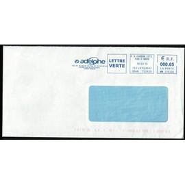 France Ema Empreinte Postmark Adelphe Gestion Fin De Vie Des Emballages 75 Paris