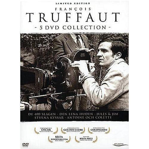 Fran ois truffaut 5 dvd collection les quatre cents coups les 400 coups 1959 antoine et - Les 400 coups de francois truffaut ...