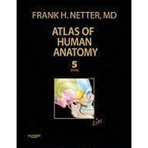 Atlas Of Human Anatomy de frank h. netter - Livre Neuf Occasion