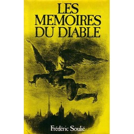 Les Memoires Du Diable de fr�d�ric soulie