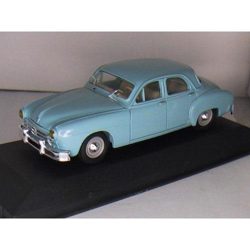 fr gate renault bleue voiture miniature 1 43 eli140109. Black Bedroom Furniture Sets. Home Design Ideas