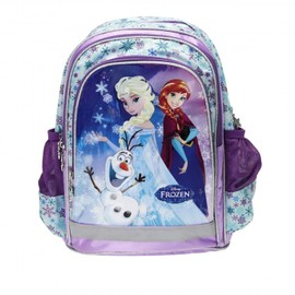 frozen la reine des neiges sac a dos cartable elsa et anna disney 15. Black Bedroom Furniture Sets. Home Design Ideas