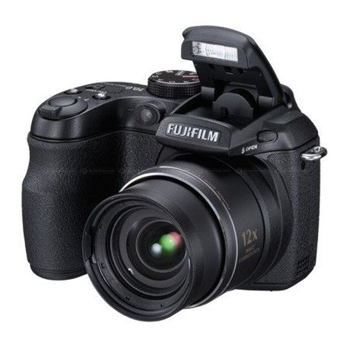 Fujifilm finepix s1500 appareil photo reflex num rique 10 for Ecran noir appareil photo 3ds