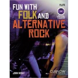 Fun With Folk And Alternative Rock / Book+Cd de John Hosay