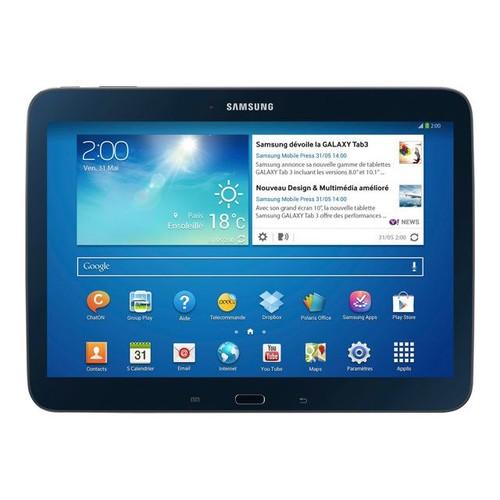 cf1e49d1f05 Tablette Samsung Galaxy Tab 3 16 Go 10.1 pouces Noir pas cher