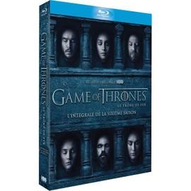 Petite annonce Game Of Thrones (Le Trône De Fer) - Saison 6 - Blu-Ray - 75000 PARIS