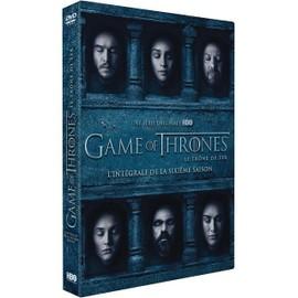 Petite annonce Game Of Thrones (Le Trône De Fer) - Saison 6 - Jeremy Podeswa,  Daniel Sackheim - 57000 METZ