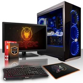 Gamer PC Intel Core i5 7600K 4x4 2GHz 8Go GTX 1080 Ti 11Go Gaming Computer  Ordinateur