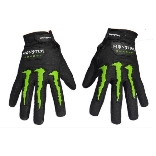 gants monster energy moto cross vtt achat et vente. Black Bedroom Furniture Sets. Home Design Ideas